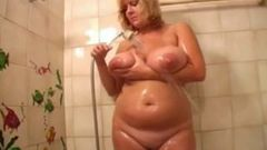 Mom with huge..